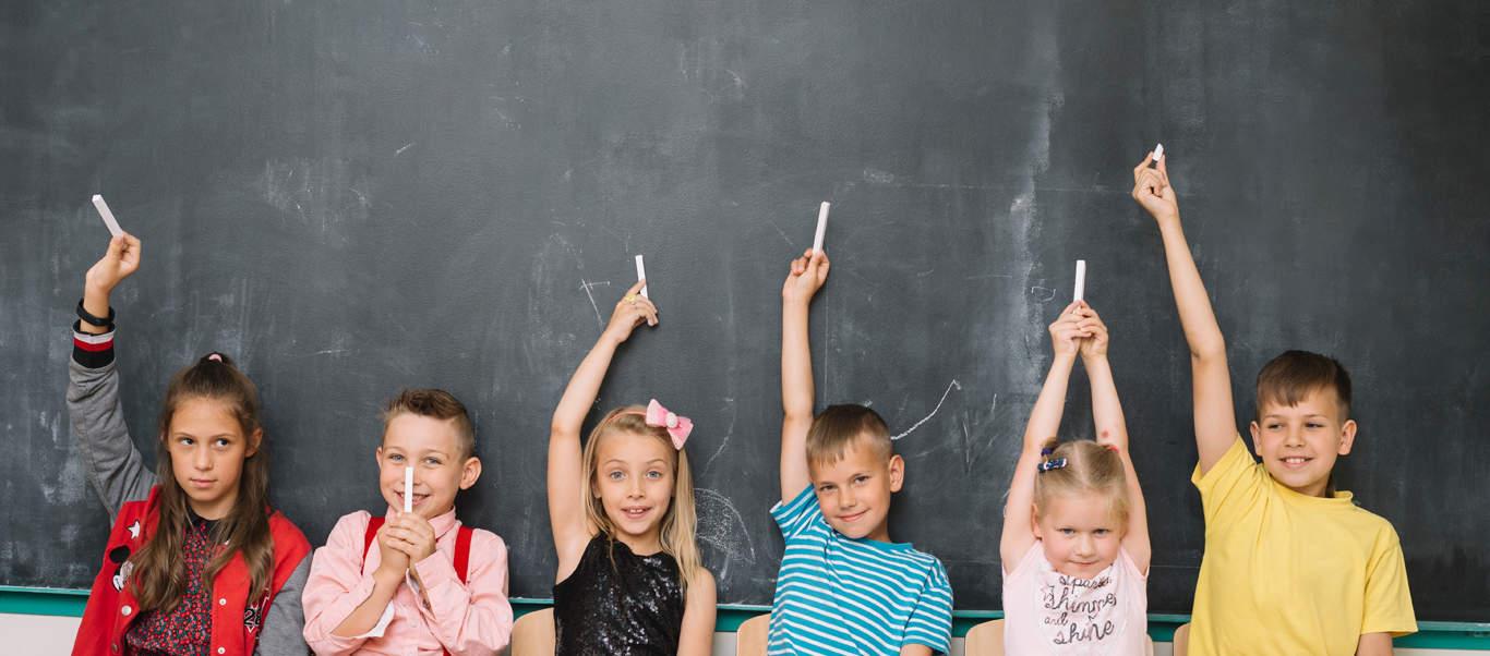 Niños de 6 a 8 años